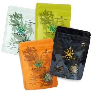 Cannabis Light Everweed - Kit Degustazione