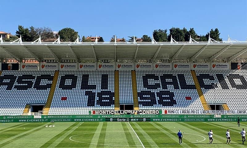 Everweed - Ascoli Calcio - Cannabis Light Serie B