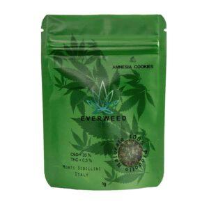 Cannabis Light CBD Everweed - Amnesia Cookies